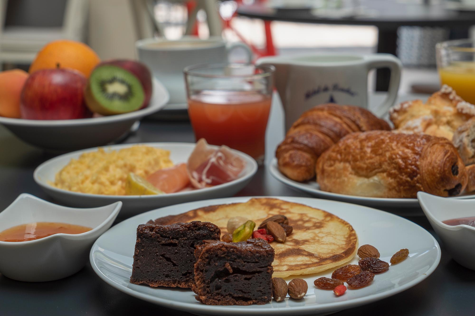 NewBrand 4909 FR saumur ontbijt 2341