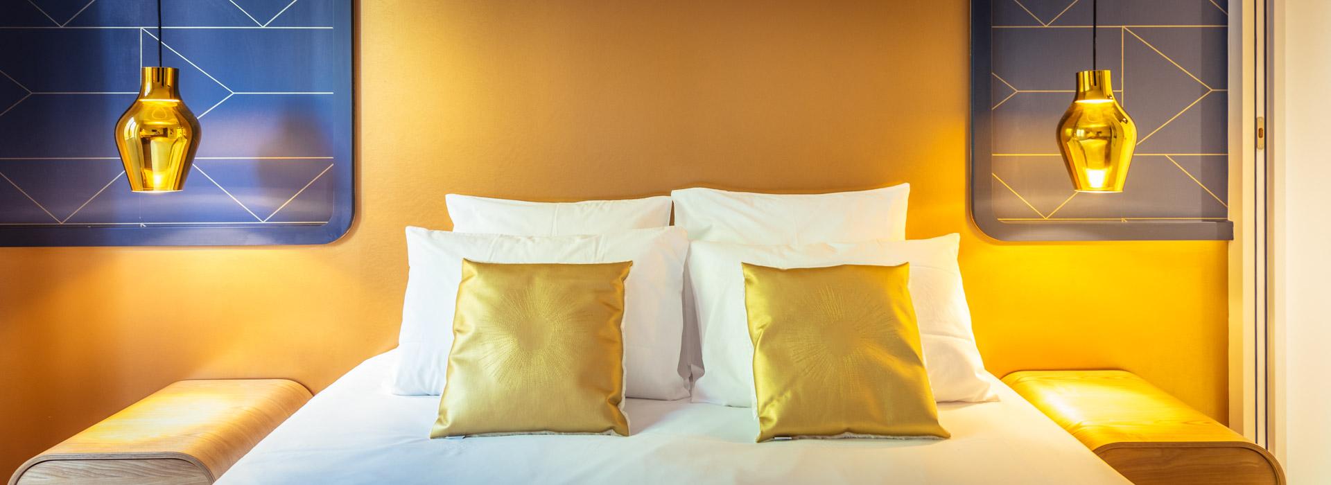 Habitación Hotel Saumur Pmr