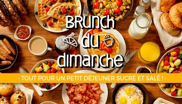 Le Londres lanza brunch