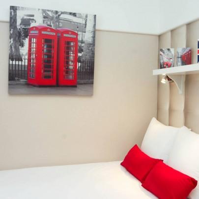 Chambres et appartements en centre ville de saumur 49 - Chambre familiale londres ...