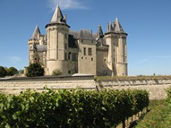 The Castle of Saumur